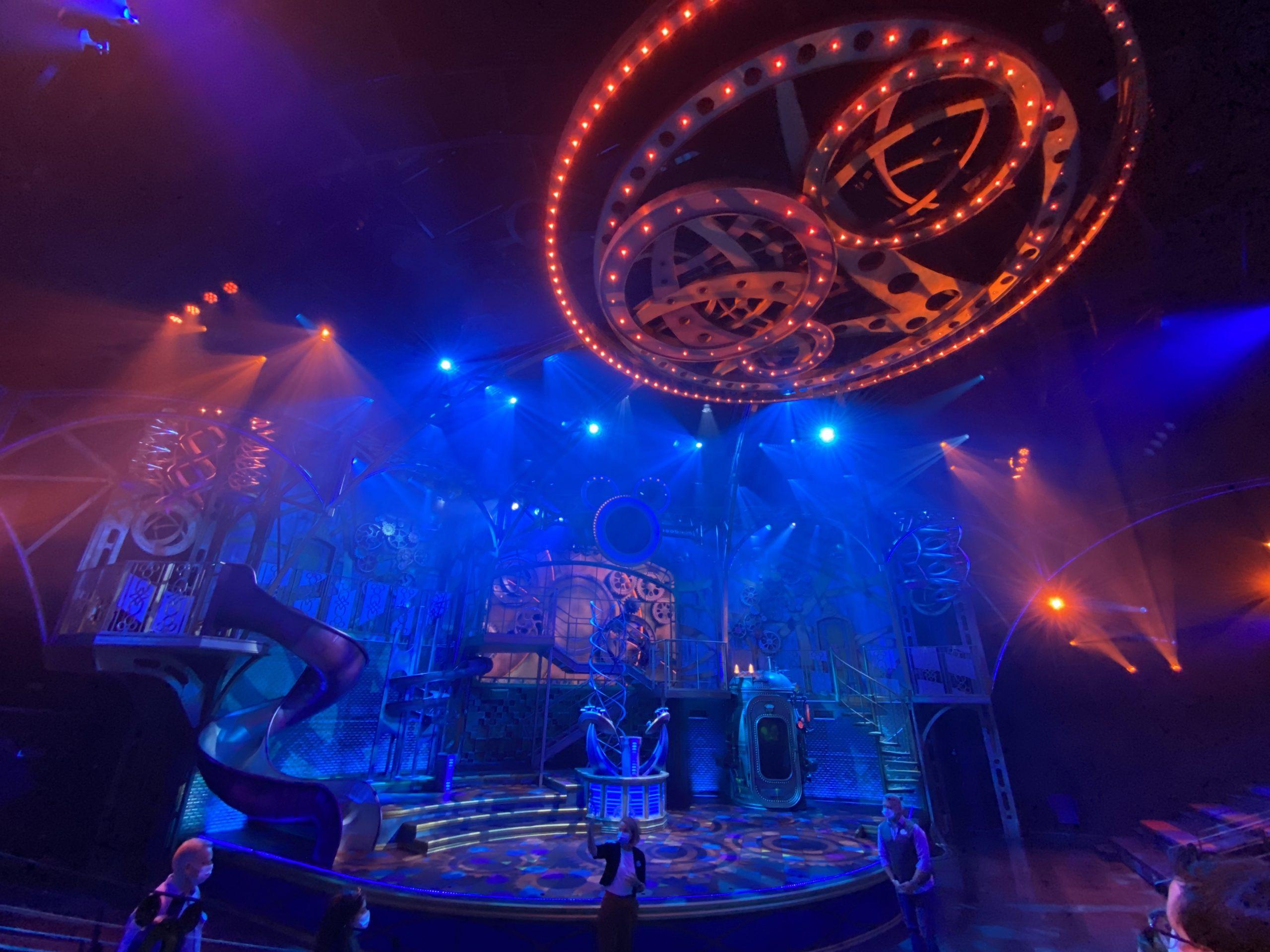 studio d fabrique des reves disney walt disney studios nouveau spectacle disneyland paris